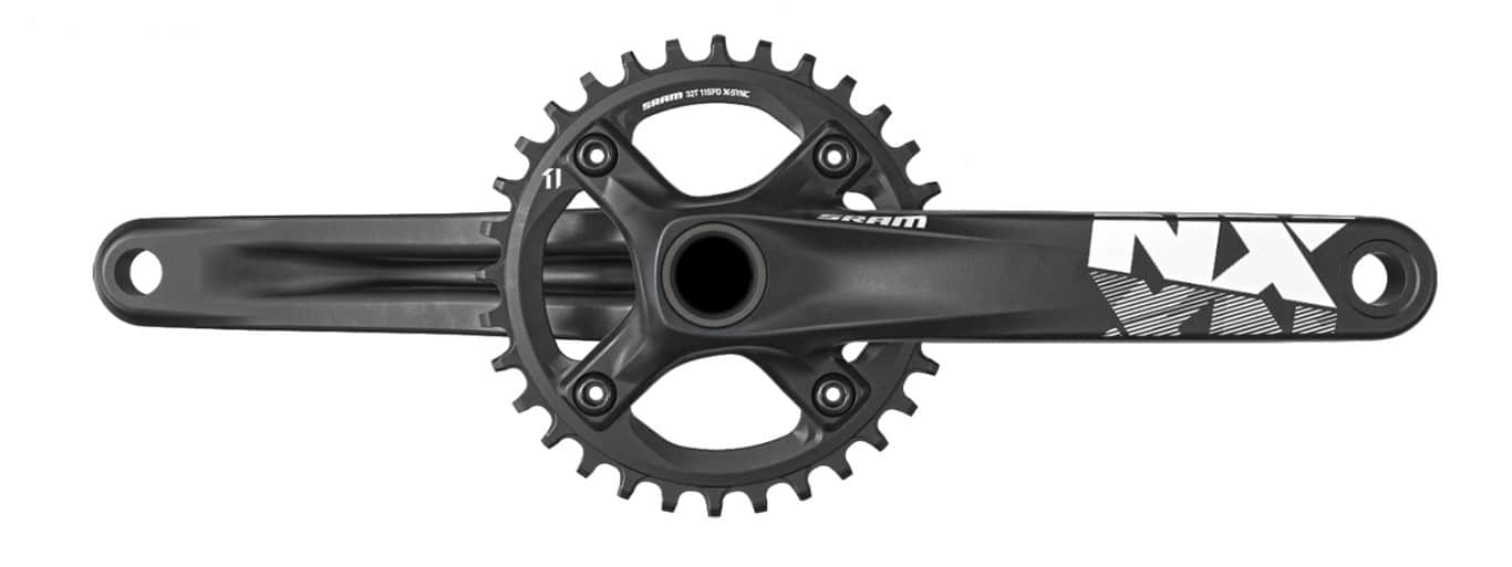 SRAM NX : VTT, technologie et marketing