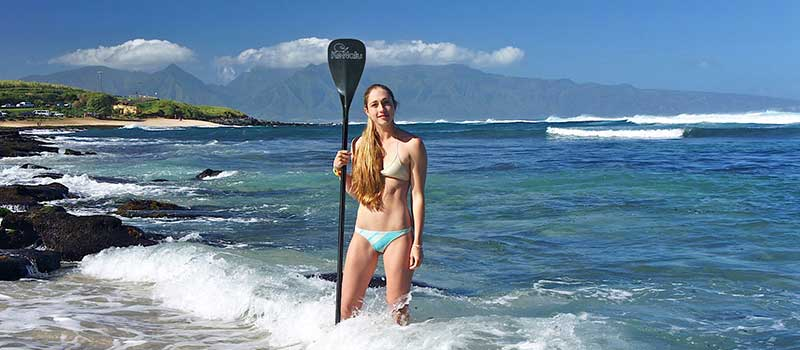 Stand up paddle : le succès d'un sport à sensations douces