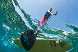 Le stand up paddle, premier sport de glisse « lent »
