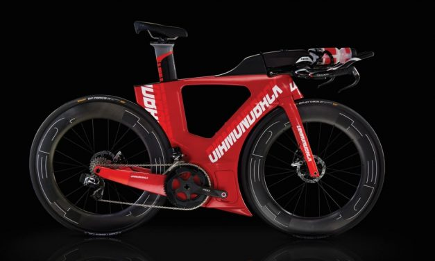 Triathlon, cyclisme, innovation.