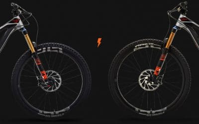 What role will innovation play tomorrow? The example of mountain bikes with 29″ wheels.